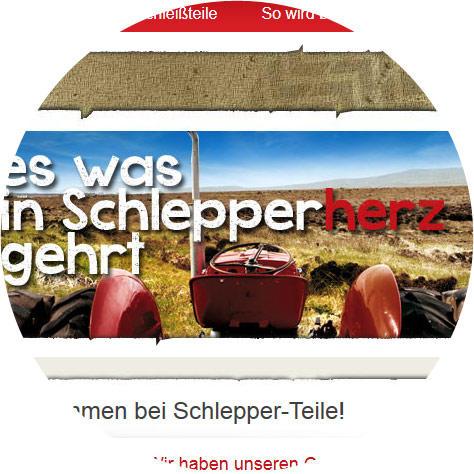 Schlepper-Teile Projekt